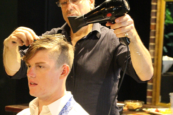 Mens Hair Styling 2